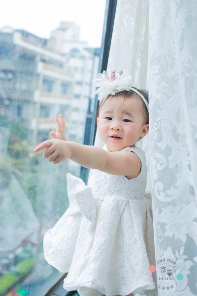 全家福推薦-京華婚紗-百坪大的室內外攝影空間 議槿媽咪
