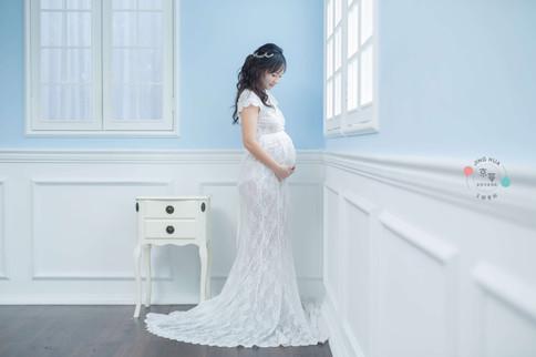 新竹京華孕婦寫真|【新竹京華兒童創意寫真會館】