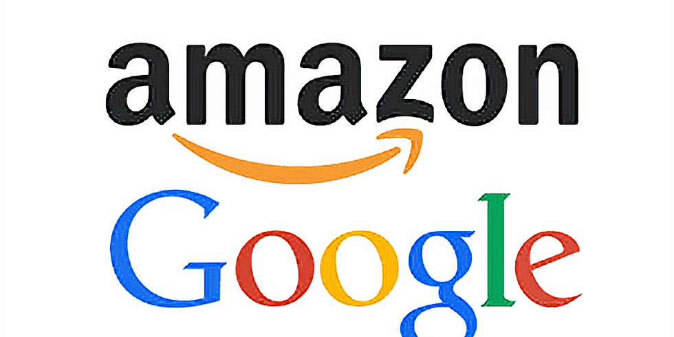 【中小企業提昇企畫】Google V.S Amazon網路巨頭經營心法
