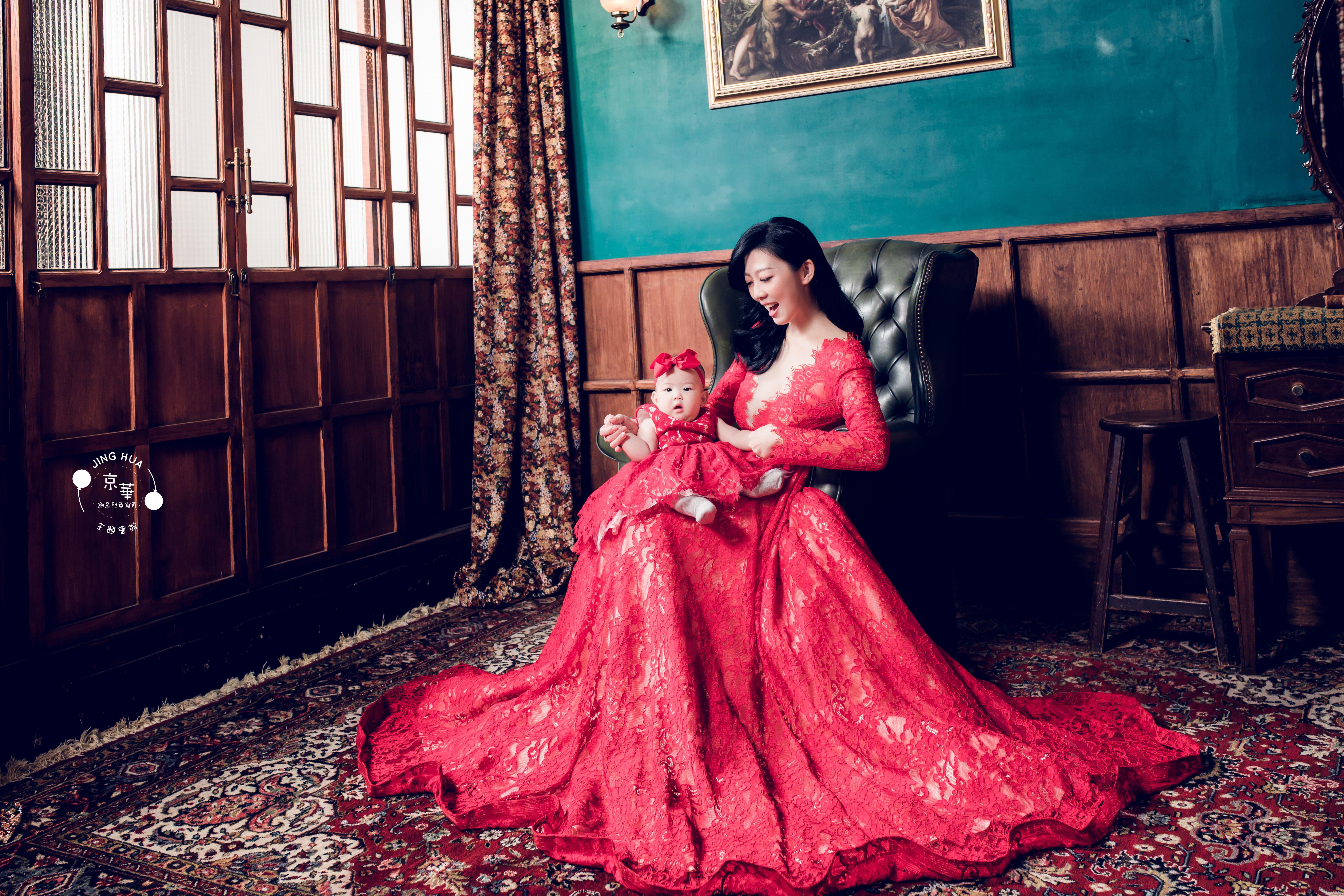 《蕾絲協奏曲》京華獨家親子手工系列
