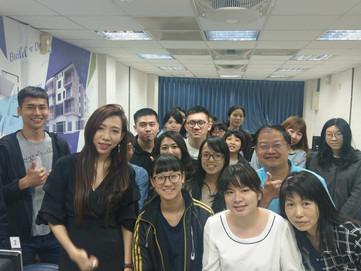 2019年3月︱聯成電腦豐原班︱教學相長︱人生的轉折點