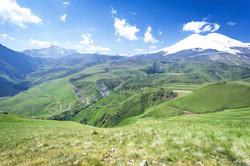 Панорамы Приэльбрусья