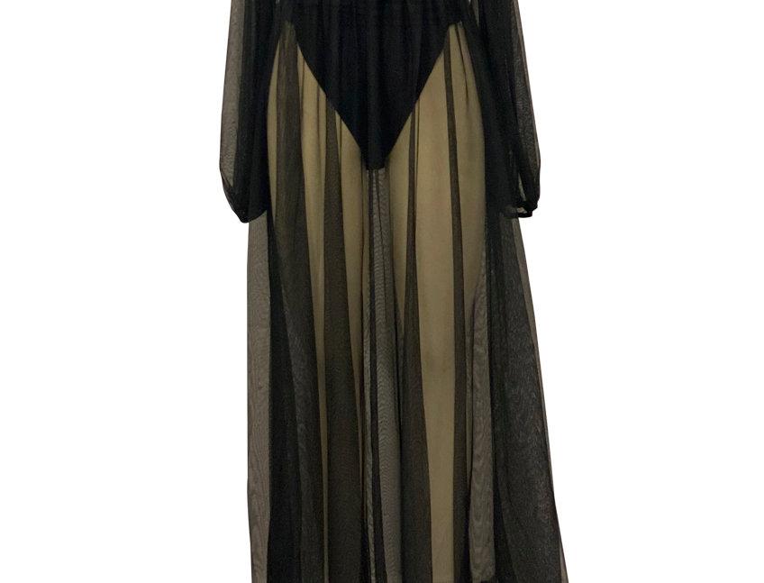 TULLE VOILA DRESS