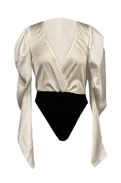 SILK ARABIAN BODYSUIT