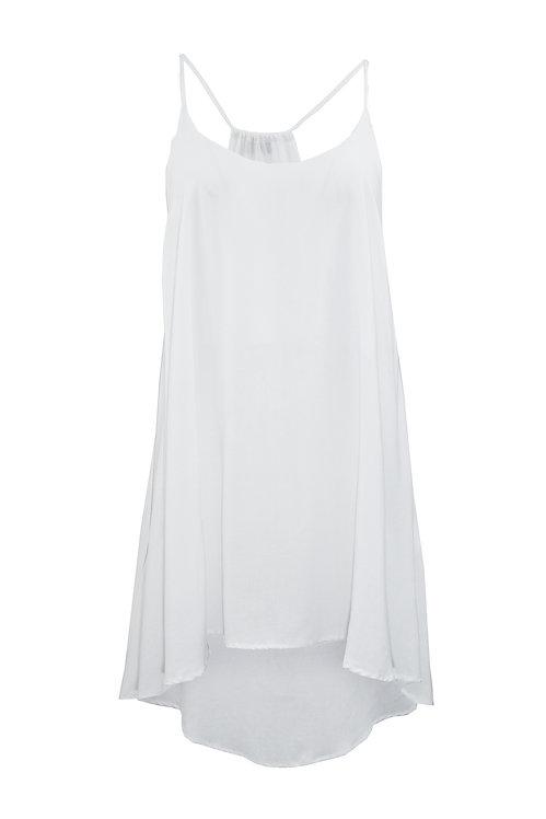 SILK BOHO DRESS