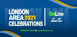 London Area Celebration 2021