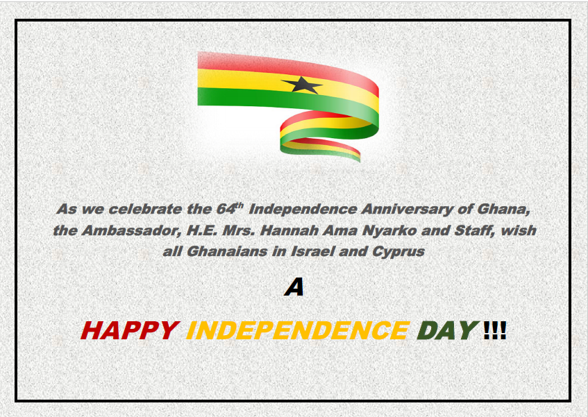 Ghana Independence Day Message.png