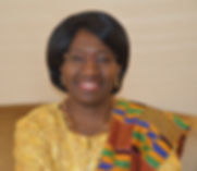 H.E. Mrs. Hannah Nyarko. Embassy of Ghana Israel
