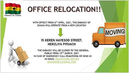 Office Relocation - Embassy of Ghana.jpe