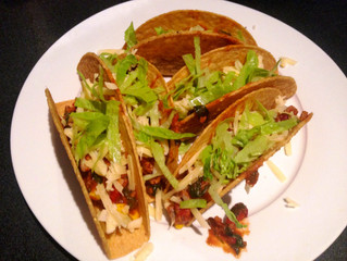 Connor's tacos