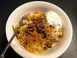 Chicken Biriyani - the Taj Mahal of Indian cooking