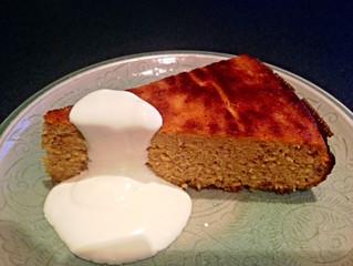 Middle Eastern Orange Cake