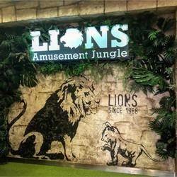 LIONS/商業施設ブース