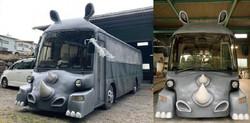 サイバス/テーマパーク園内バス造形
