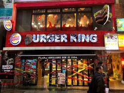 BurgerKing/イベント造形