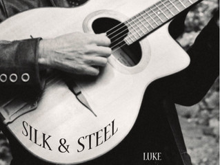 The New York City Jazz Record Review of Silk & Steel!