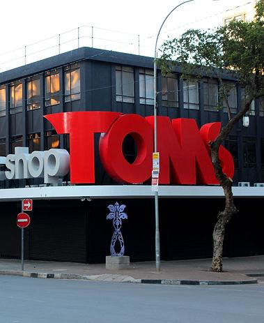 TOMS Braamfontein