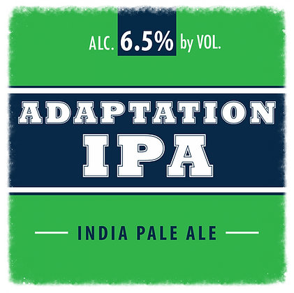 Adaptation 1/2 BBL Keg