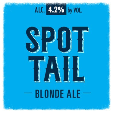 Spot Tail Blonde 1/6 BBL Keg