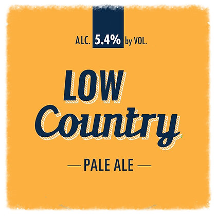 Low Country Pale Ale 1/6 BBL Keg