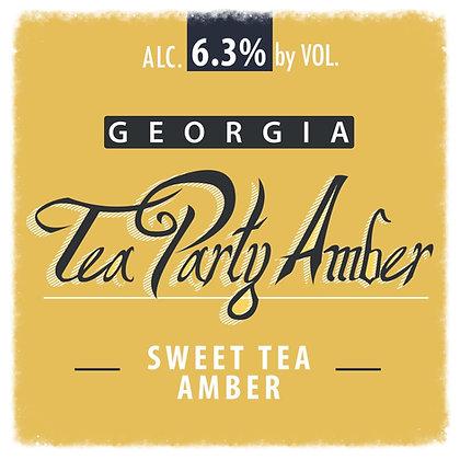 Georgia Tea Party 1/2 BBL Keg