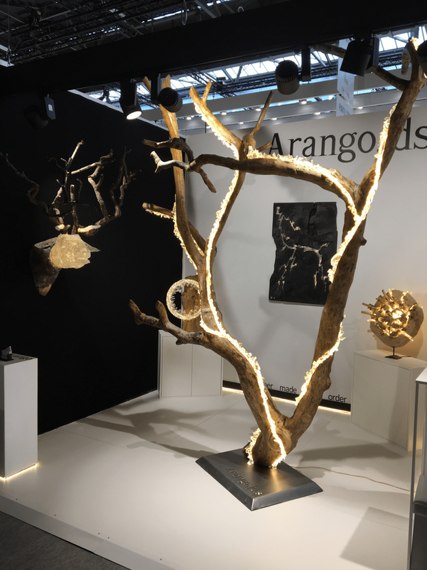 Arbre, Tree on display M&O 2019