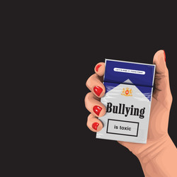 """""""BULLYING IS TOXIC"""""""