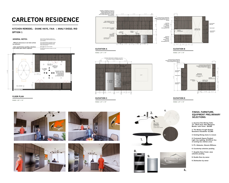 """""""CARLETON RESIDENCE"""""""