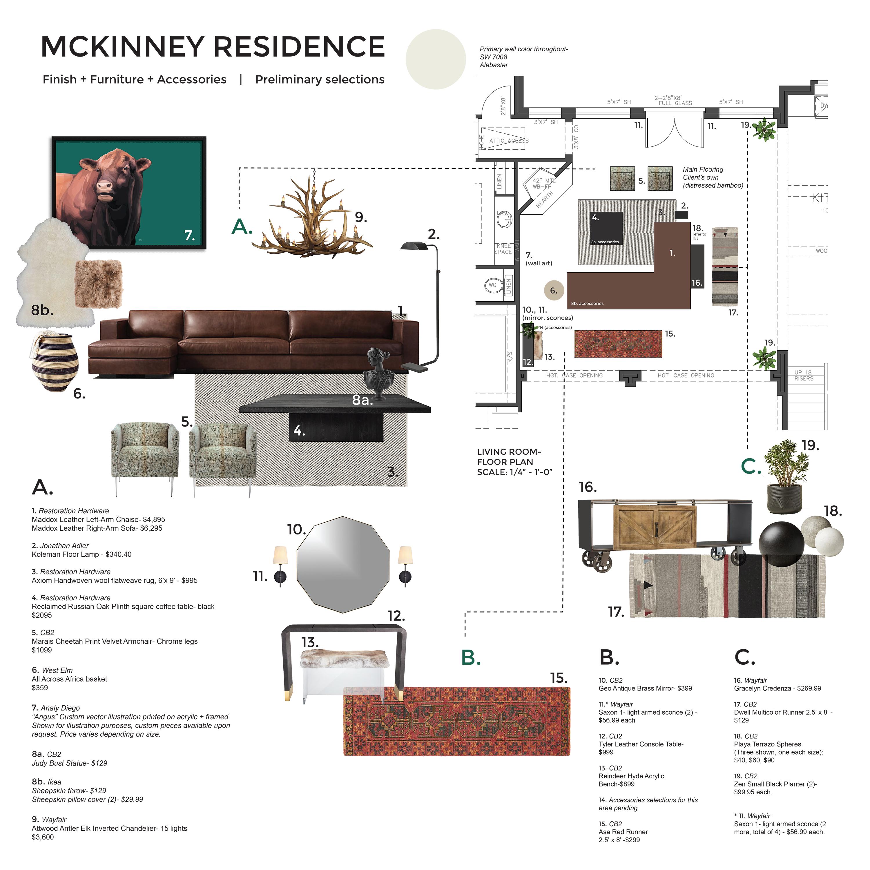"""MCKINNEY RESIDENCE"""