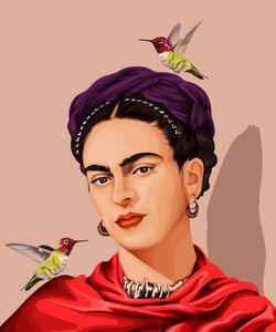 """FRIDA AND THE FREE BIRDS"""