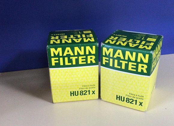 Фильтр масляный HU821X