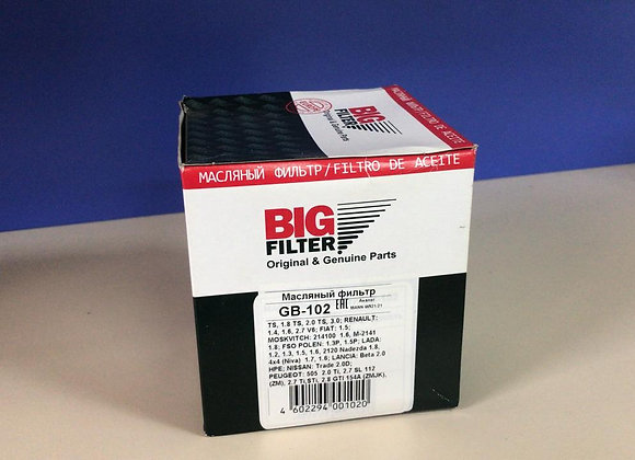 Фильтр масляный GB102