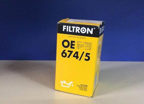 Фильтр масляный OE6745