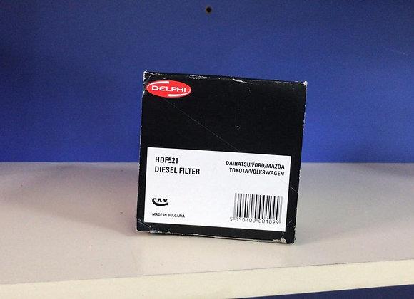 Фильтр топливный HDF521