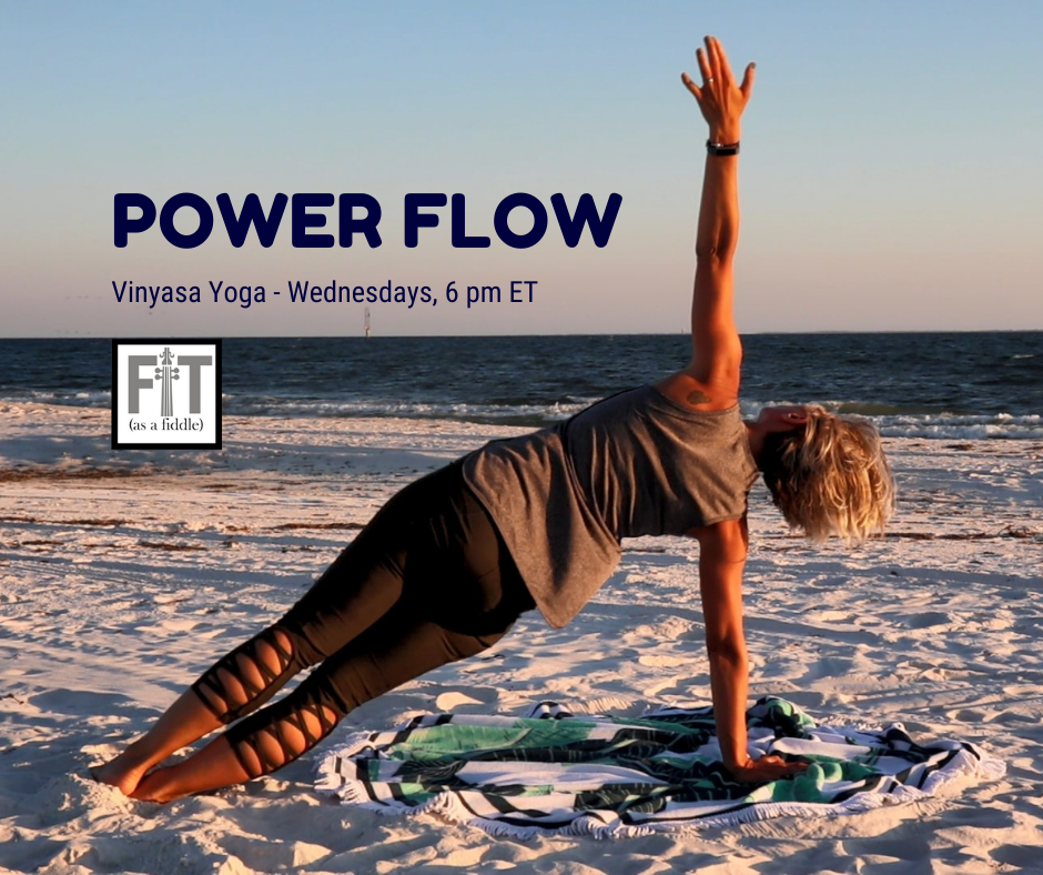 Power Flow - Vinyasa Yoga