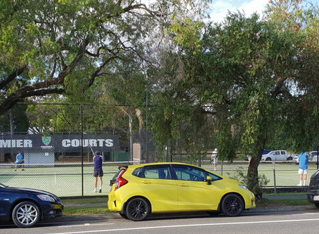 Toowong Tennis Old Dogs are smart