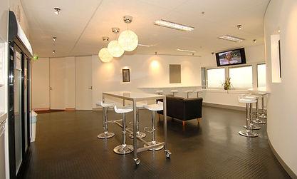 Business Executive Suites Break out area