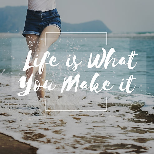 Life is what you make it and Anna-Maree Osborne will help you achieve that