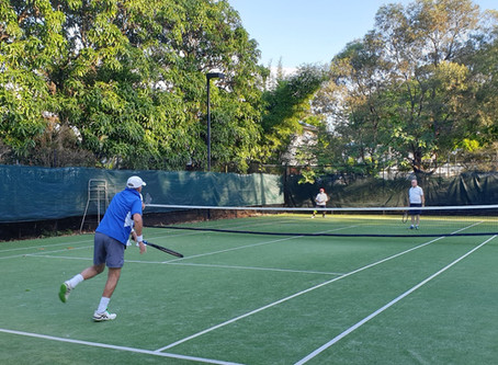 Toowong Tennis Old Dogs – Basic Etiquette