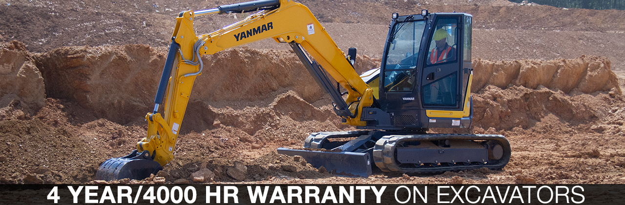 Warranty-Slider YANMAR