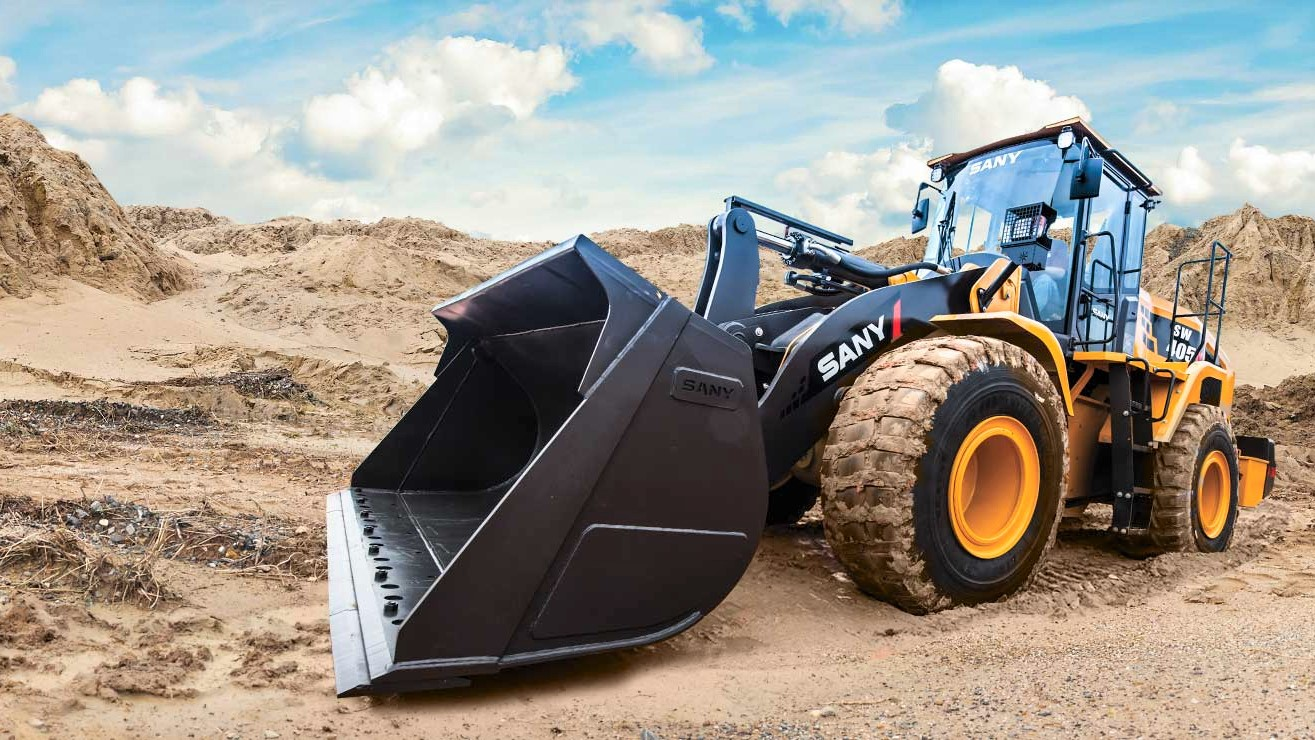 sany-sw405k-wheel-loader