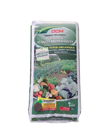 Engrais organique potager