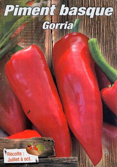 Piment Basque Gorria