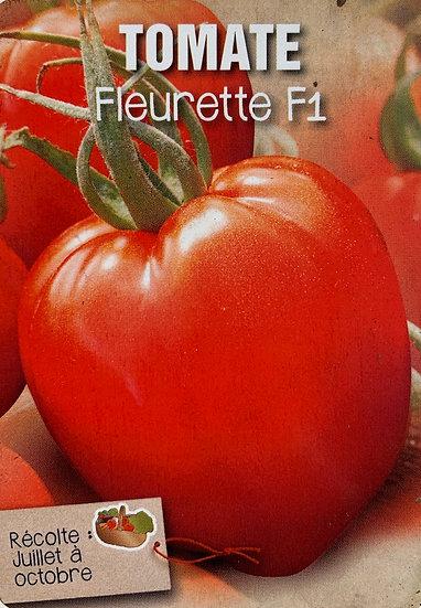 Tomate type Coeur de Boeuf Fleurette