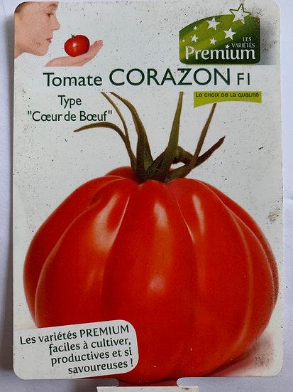 Tomate Corazon 'Type Coeur de Boeuf'