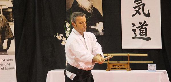 6 ème dan Iwama Ryu, 6 ème dan Aïkikai