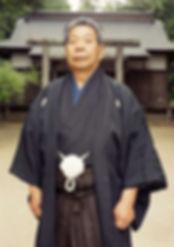 9 ème dan Iwama ryu