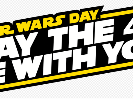 Podcast #30: MAY THE FOURTH BE WITH YOU!