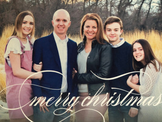 Merry Christmas from the Green Family