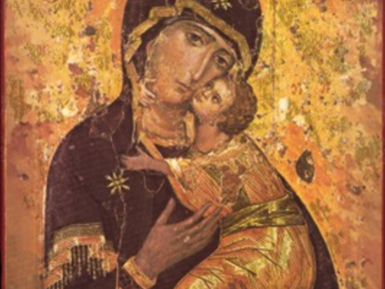 "Episode 9:""A Very Mary Christmas!"" Part 1: Theotokos"